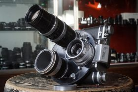 Rectaflex Rotor + 3 lenses