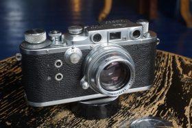 Reid III + Taylor-Hobson 2inch f/2, Rare Leica copy