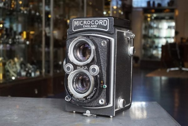 MPP Microcord with Ross England lenses