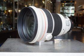 Canon lens FD 1:1.8 / 200mm L