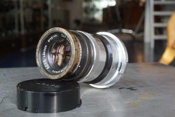 Ross Definex 3.5/3.5inch 89mm, Contax RF