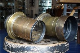 Dallmeyer 2A patent, pair of two, 350mm