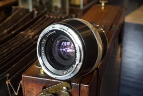 Contarex Zeiss Distagon 1:2 / 35mm