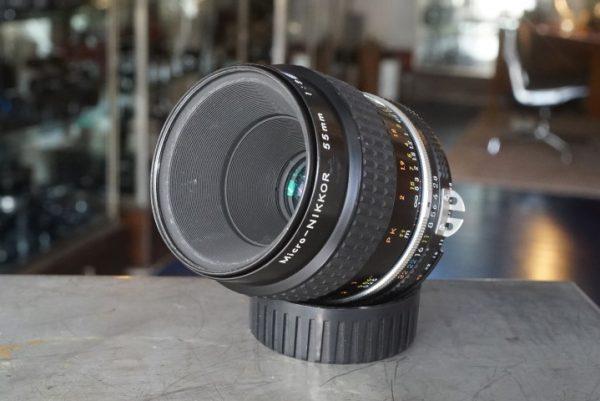 Nikon Micro-Nikkor 55mm 1:2.8 AI-s