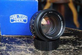 Carl Zeiss Jena 50mm f/1.4 Prakticar, Boxed