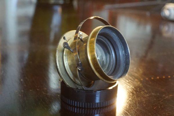 Metascope, Brass lens Internal shutter