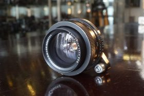 Carl Zeiss Jena Flektogon 1:2.8 / 35mm, exa mount, late version