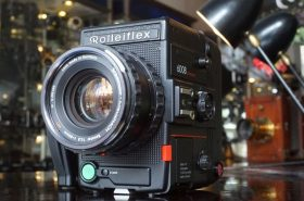 Rolleiflex 6008 w/ Schneider Xenotar 80mm f/2.8 PQ