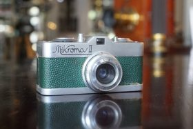Meopta Mikroma II green leather