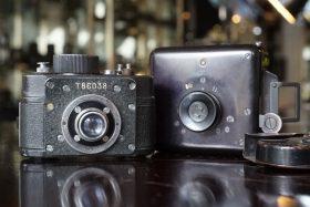 AJAX-12 F-21 Spy camera w/ Button att.
