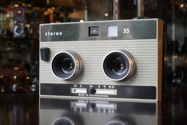 Meopta Stereo 35 Viewmaster camera