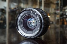 Pentax SMC 30mm f/2.8 PK