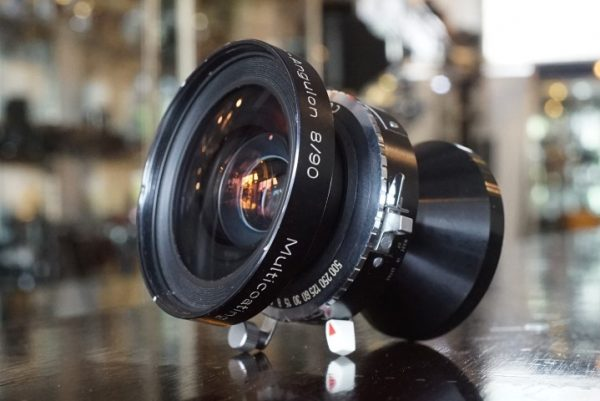 Schneider Super-Angulon 90mm f/8 Copal 0