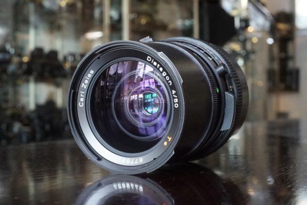 Hasselblad Zeiss Distagon 1:4 / 50mm CF