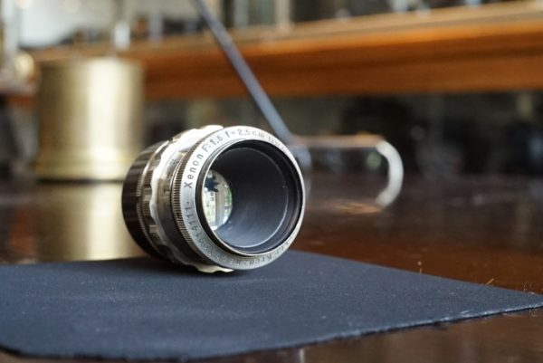 Schneider Xenon 2,5cm f/1.5 C mount lens