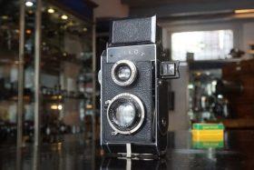 KW Dresden Pilot w/ CZJ Biotar 4.5cm f/2 lens