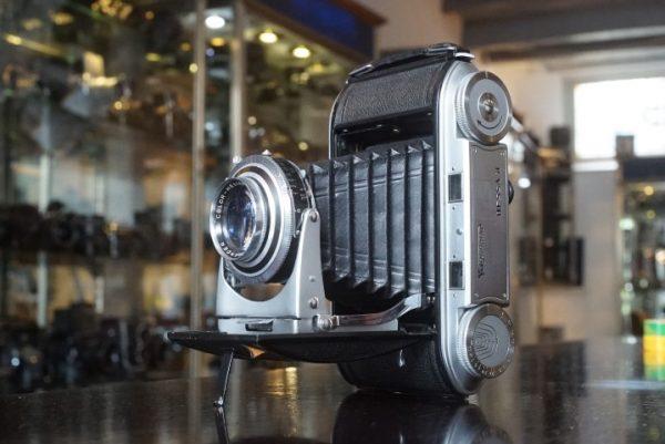 Voigtlander Bessa II w/ Color-Heliar 105mm f/3.5