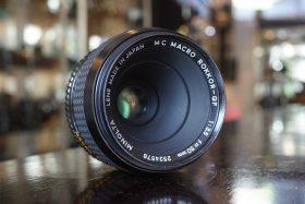 Minolta MC Macro Rokkor-QF 50mm f/3.5