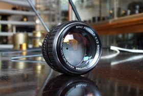 Pentax SMC 50mm f/1.2 PK