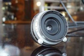 Steinheil Orthostigmat 35mm f/4.5 VL LTM