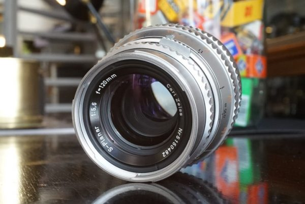 Hasselblad Zeiss S-Planar 120mm f/5.6 C Chrome