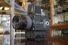 Hasselblad 555ELD + Zeiss Makro Planar 120mm f/4