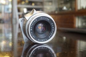 Leica Leitz Summaron 2.8 / 35mm M3 version
