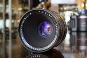Leica Leitz Macro-Elmarit-R 60mm f/2.8 3 cam