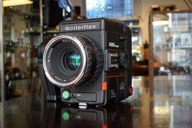 Rolleiflex 6008 Integral + PQ Zeiss Planar 2.8 / 80mm B