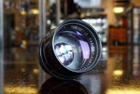 Kinoptik Paris 1:2 / 75mm Apochromat lens head