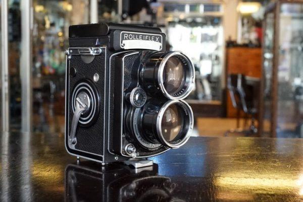 Rolleiflex Tele w/ Zeiss Sonnar 135mm f/4
