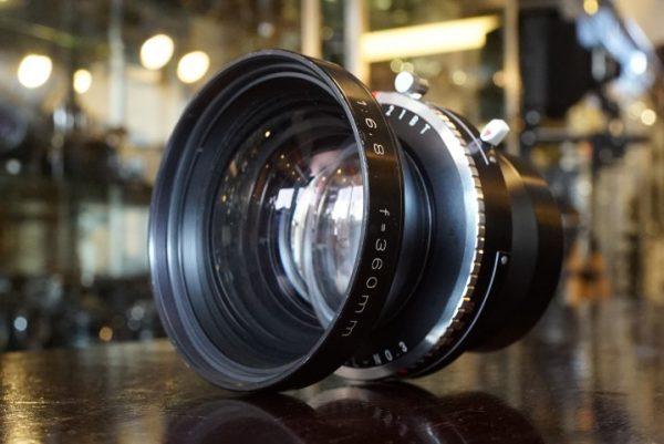 Rodenstock Sironar 360mm f/6.8 Copal 3