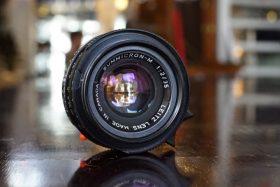 Leica Leitz Summicron 35mm f/2 V4 M