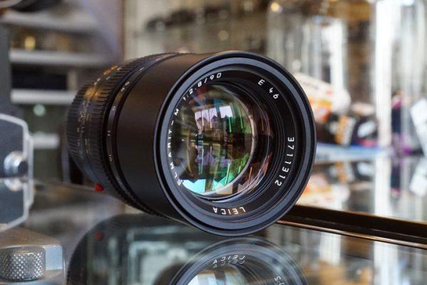 Leica Elmarit-M 1:2.8 / 90mm E46