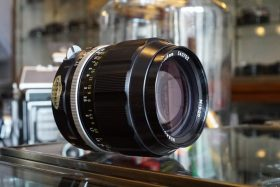 Nikon Nikkor-P-C 105mm f/2.5 pre-ai