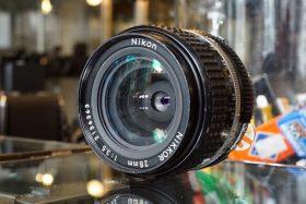 Nikon Nikkor 28mm f/3.5 AI-s
