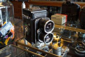 Rollei Tele-Rolleiflex w/ Sonnar 135mm