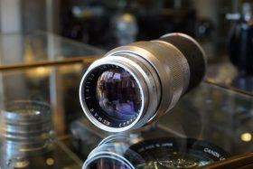 Leica Leitz Elmar 4 / 135mm M