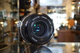 Nikon Nikkor 35mm f/2.8 AIS