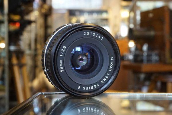 Nikon 28mm f/2.8 E AIS