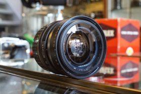 Minolta UW Rokkor-PG 18mm f/9.5 Circular fisheye