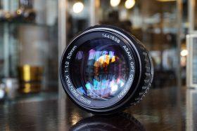 SMC Pentax 50mm f/1.2 K