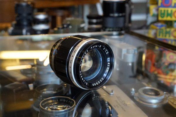 Olympus H.Zuiko 42mm f/1.2 for Pen F