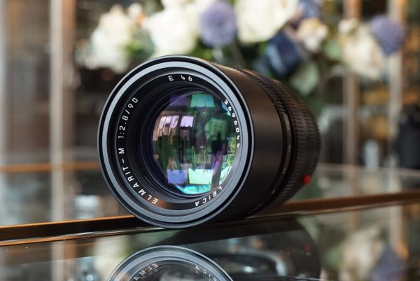 Leica Elmarit-M 90mm f/2.8 E46
