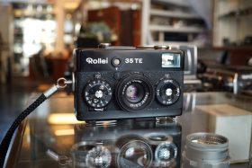 Rollei 35 TE w/ Tessar 40mm f/3.5