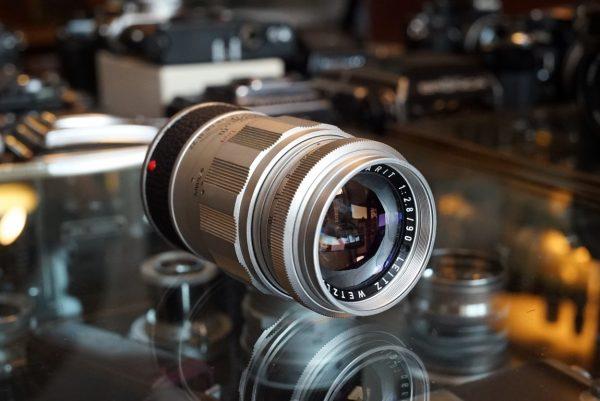 Leitz Elmarit 90mm f/2.8 Leica M mount lens