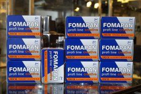 10x Foma Fomapan 200 Creative 135 / 36 film