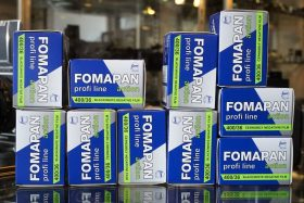 10x Foma Fomapan 400 Active 135 / 36 film