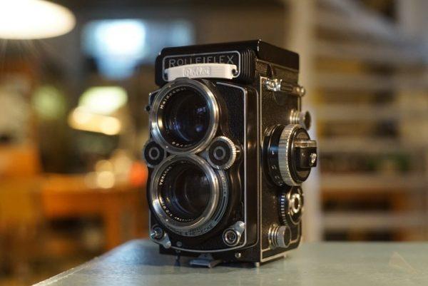 Rolleiflex 2.8F w/xenotar