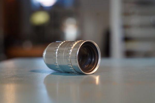 Rank Taylor Hobson Monital 50mm F/2